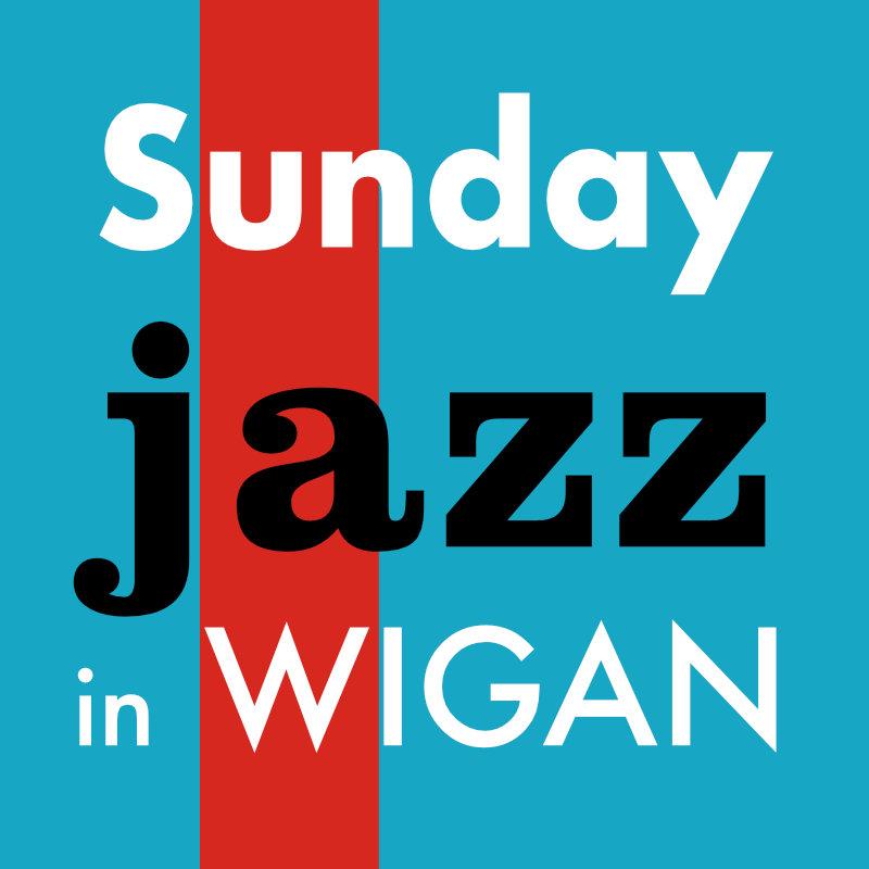Sunday Jazz in Wigan logo
